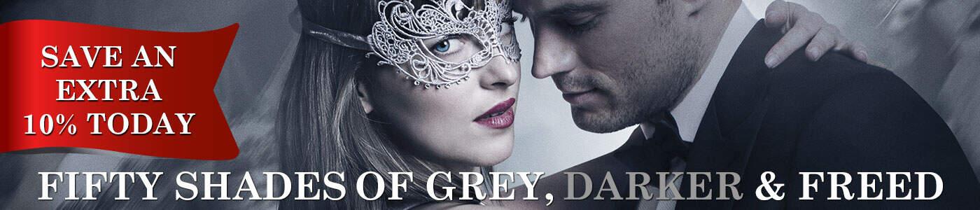Fifty Shades Of Grey   Fifty Shades Darker   Fifty Shades Freed