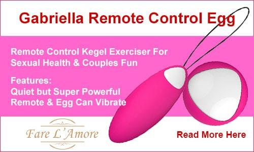 Kegel Exercisers | Bullets & Eggs