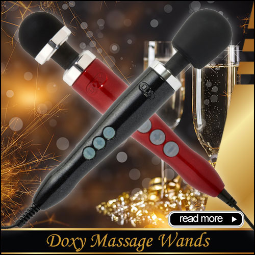 Doxy Massagers | Massage Wands