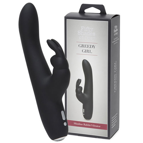 Fifty Shades of Grey | Greedy Girl | Rabbit Vibrators