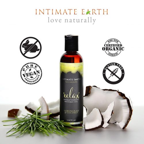 Intimate Earth | Relax | Massage Oils