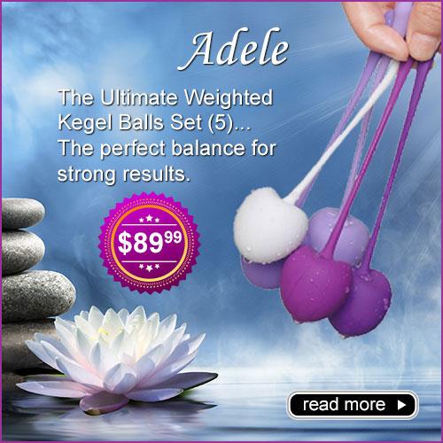 Adele Kegel Ball Set | Kegel Balls