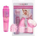 First Time Travel Teaser Kit (Pink) | Clitoral Vibrators