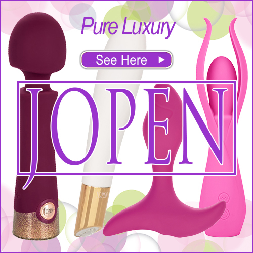Jopen For Women | Luxury Vibrator Range