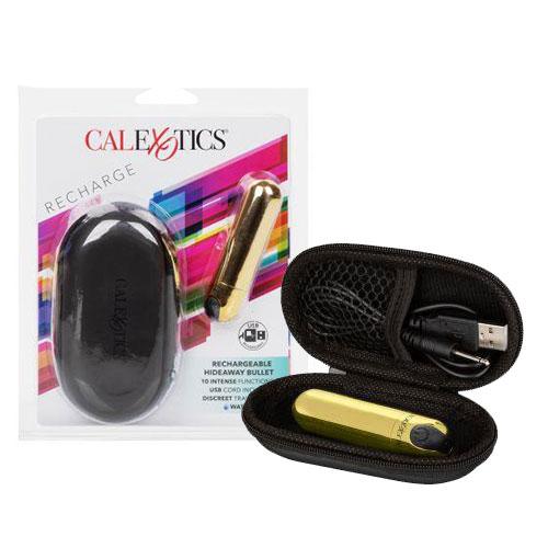 Rechargeable Hideaway Bullet | Bullet Vibrators