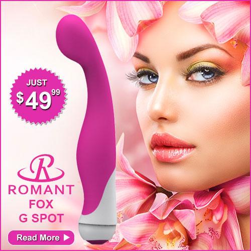 Romant Fox | G Spot Vibrators