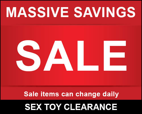 Pleasure Products For Adults On Sale