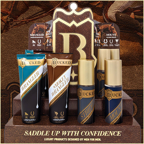Bucked | Personal Lubricants For Men