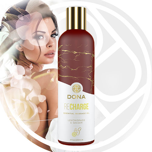 DONA Essential Massage Oil (Recharge) 120mL | Massage Oils