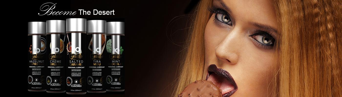 Flavoured Lubricants | Jo Gelato