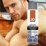 JO Anal Premium Cooling (120mL) | Silicone Anal Lubricants