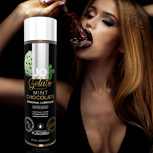 JO Gelato Mint Chocolate (120mL) | Flavoured Lubricants