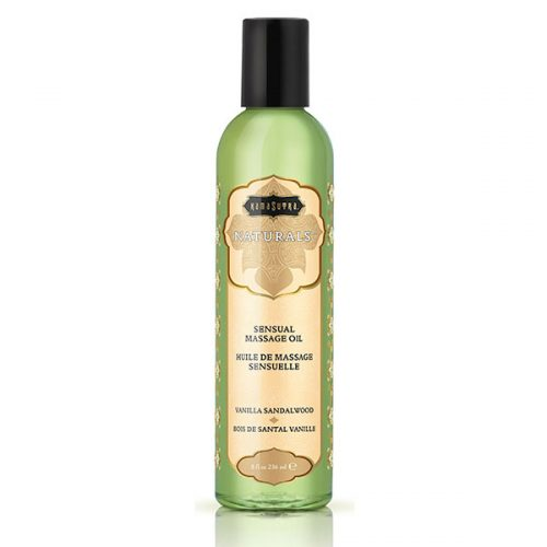 Kama Sutra Naturals Massage Oil Vanilla Sandalwood | Massage Oils