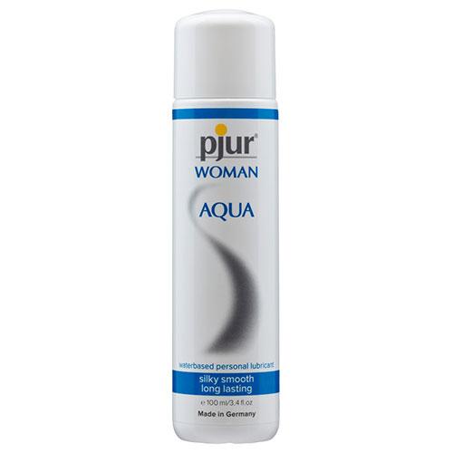 Pjur Woman Aqua (100mL) | Water Based Lubricants