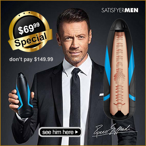 Satisfyer Men Executive | Masturbators