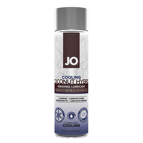 System JO Coconut Hybrid Cooling (120mL) | Hybrid Lubricants