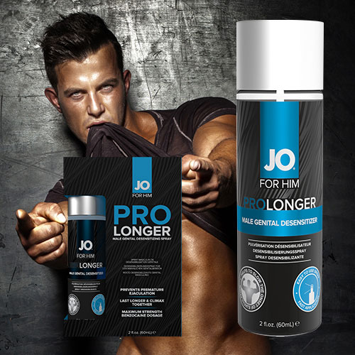 System JO Prolonger (60mL) | Sexual Enhancers For Men