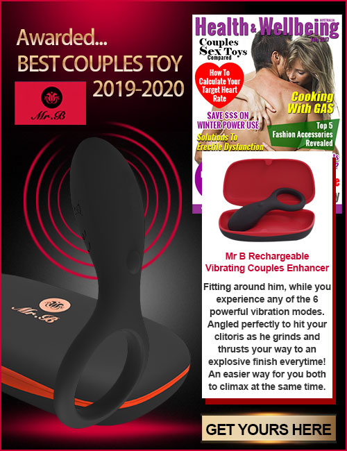 Mr B Couples Enhancer | Sex Toys For Couples