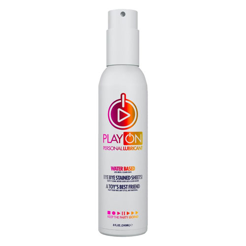 PlayOn Water (240mL) | Water Based Lubricants