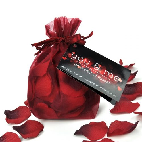 You & Me Bed Of Roses | Red Rose Petals | Sex Toys For Couples