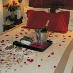 You & Me Bed Of Roses | Romantic Idea
