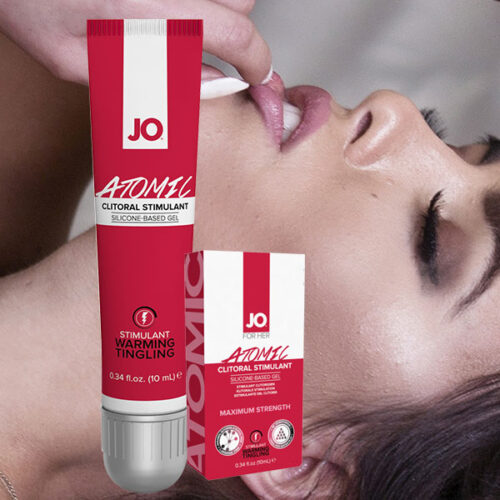 System JO Atomic | Sexual Enhancer For Women