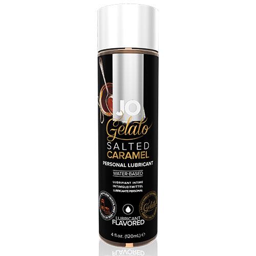 System JO Gelato Salted Caramel (120mL) | Flavoured Lubricant