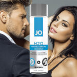 System JO H2O Classic (120mL) | Water Based Lubricant