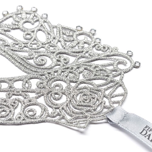 Fifty Shades Anastasia Masquerade Mask Lace Work