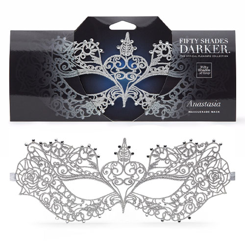 Fifty Shades Darker Masquerade Mask | Sex Toys