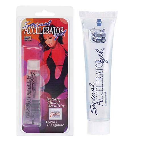Sexual Accelerator Gel (15mL)