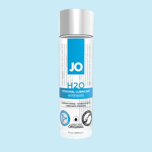 System JO H2O Classic (240mL) | Waterbased Lubricant