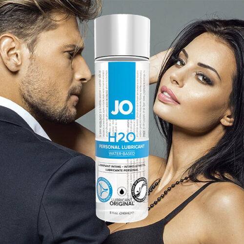 System JO H2O Classic (240mL) | Water Based Lubricant