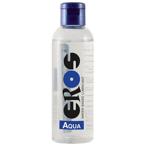 Eros AQUA 100mL   Water Based Lubricants