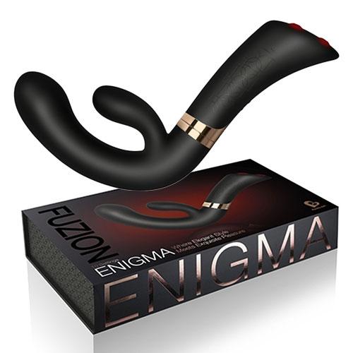 Rocks Off Enigma | Rabbit Vibrator | Adult Sex Toy Wholesalers