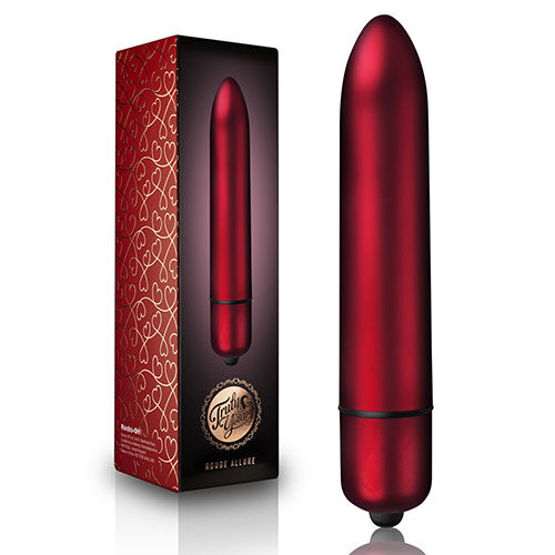 Rocks Off RO-160mm | Truly Yours Rouge Allure | Bullet Vibrators