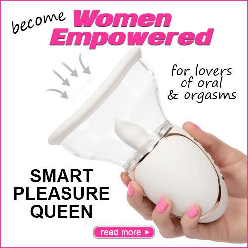 Smart Pleasure Queen Vibrator